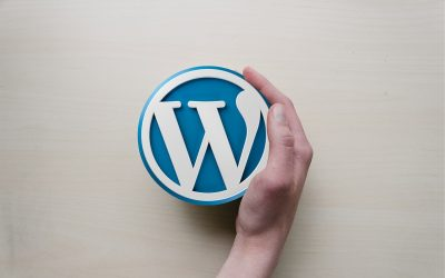 WordPress hand