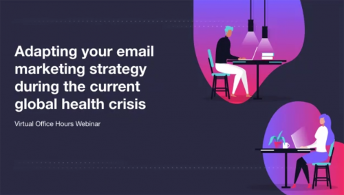 Email marketing in a global crisis